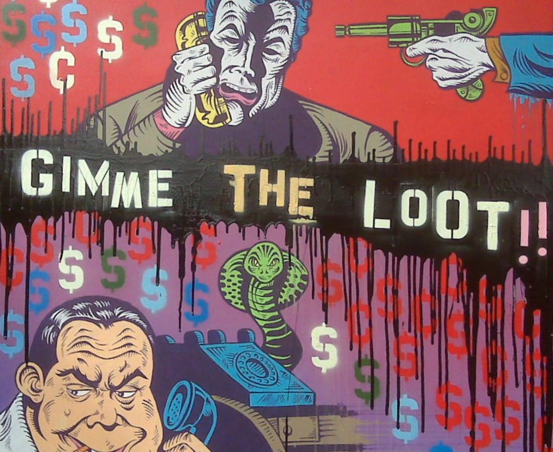 Damon Johnson, Gimme the Loot!!, 2009