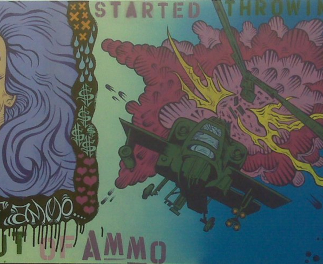 Damon Johnson, Ran Out of Ammo, 2009