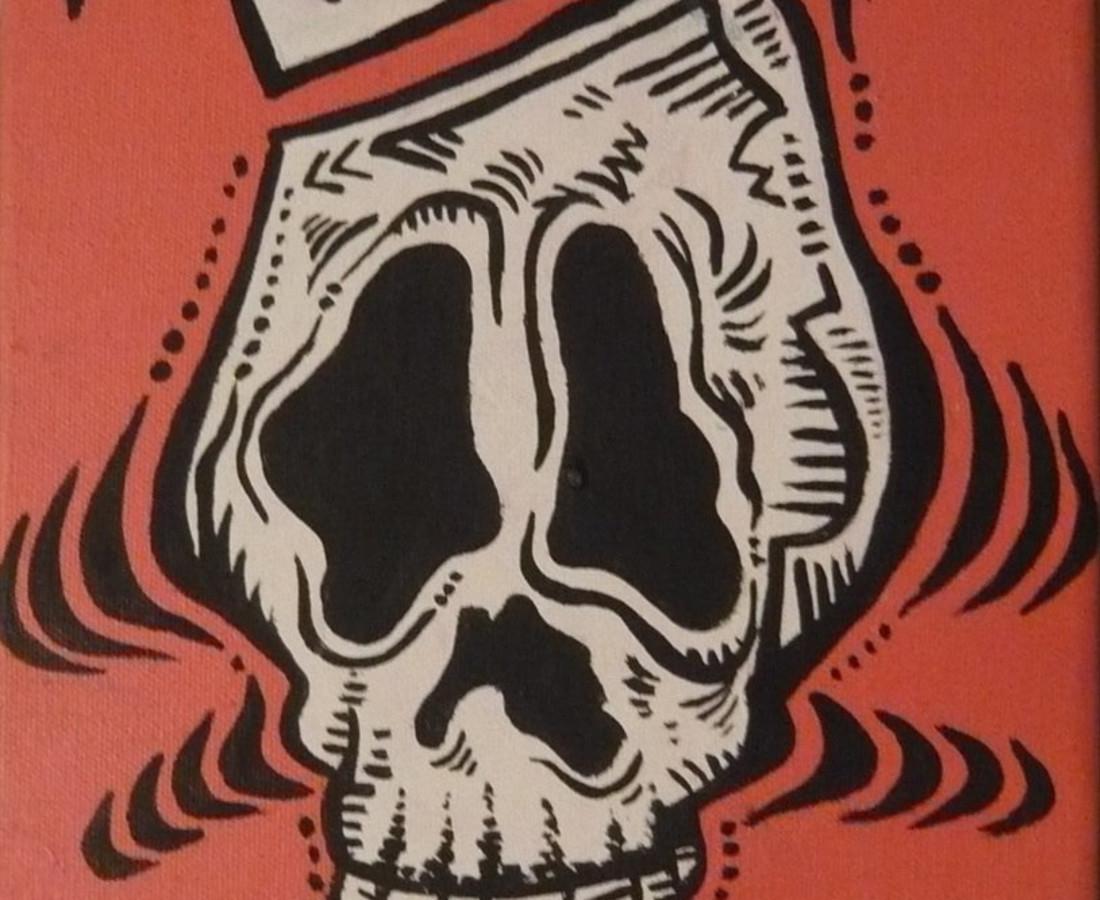 Damon Johnson, Goof Skull, 2008