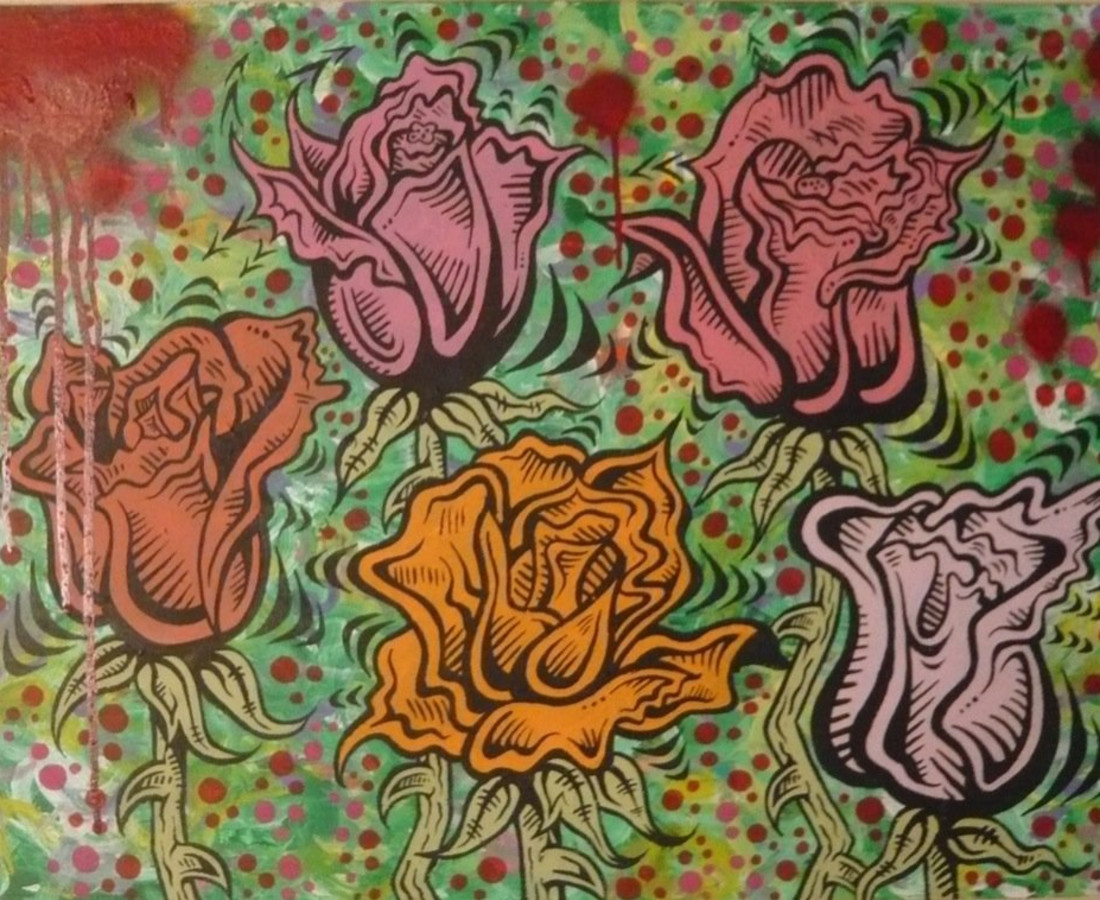 Damon Johnson, Flowers, 2008