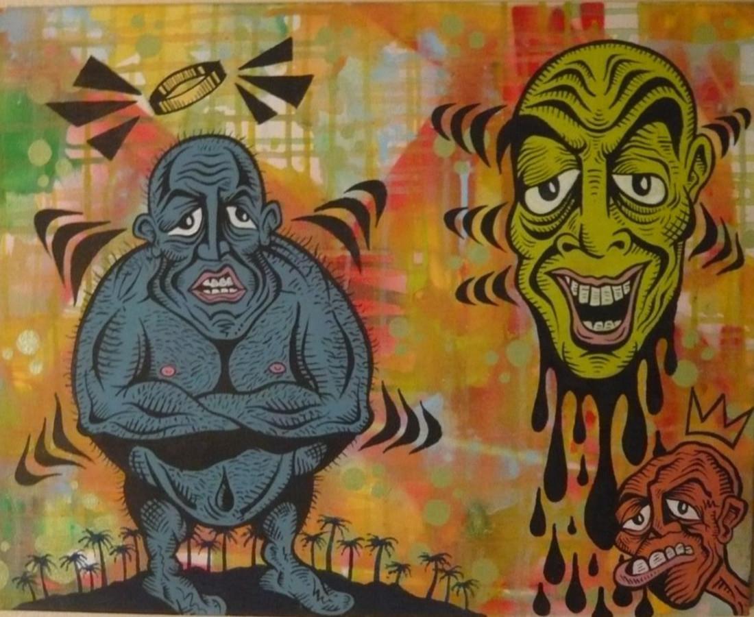 Damon Johnson, Til' death do us, or does us, its a shame nobody loves us, 2008