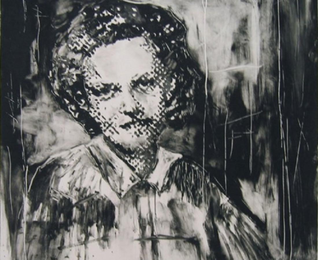 Matt Jones, Polke's Girl, 2002