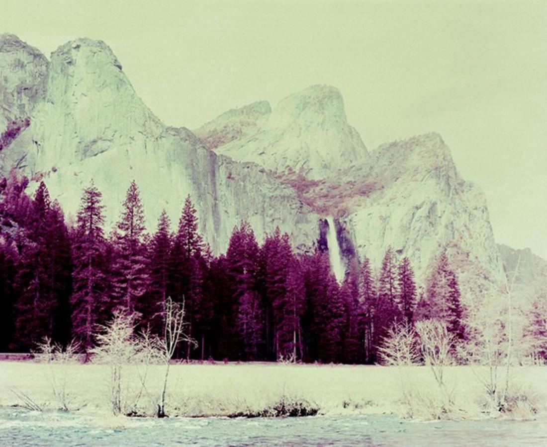 Marco Walker, Yosemite Falls, 2010