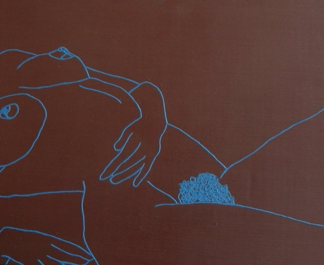 Melissa Dadourian, Sleeping Girl (Missy), 2004