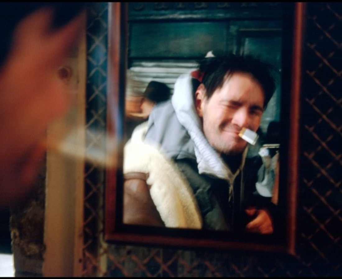Ohad Maiman, Jack Kerouac's ghost as a Hobo in Paris (Paris, France), 2006