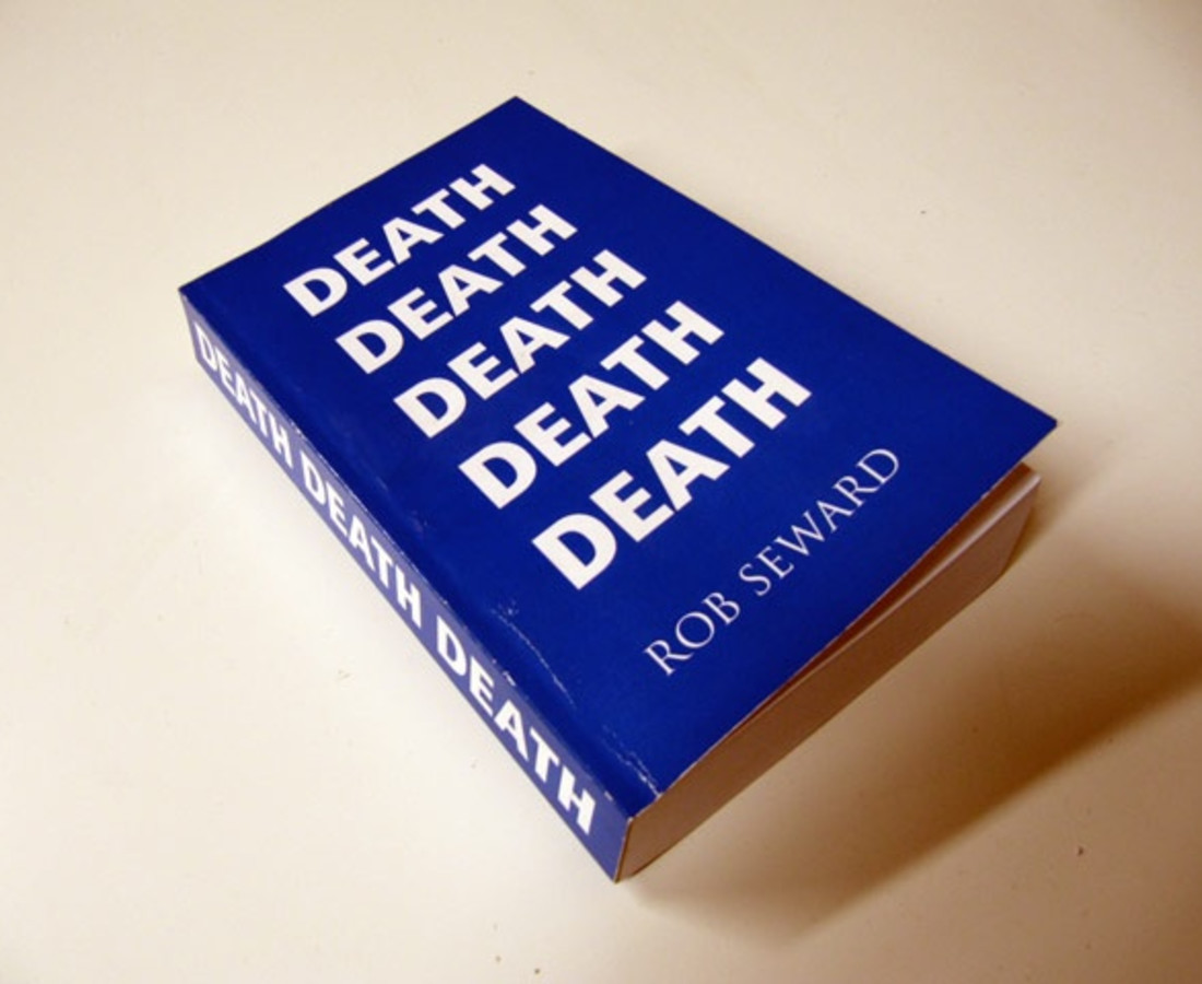 Rob Seward, Death, Death, Death... Book, 2010