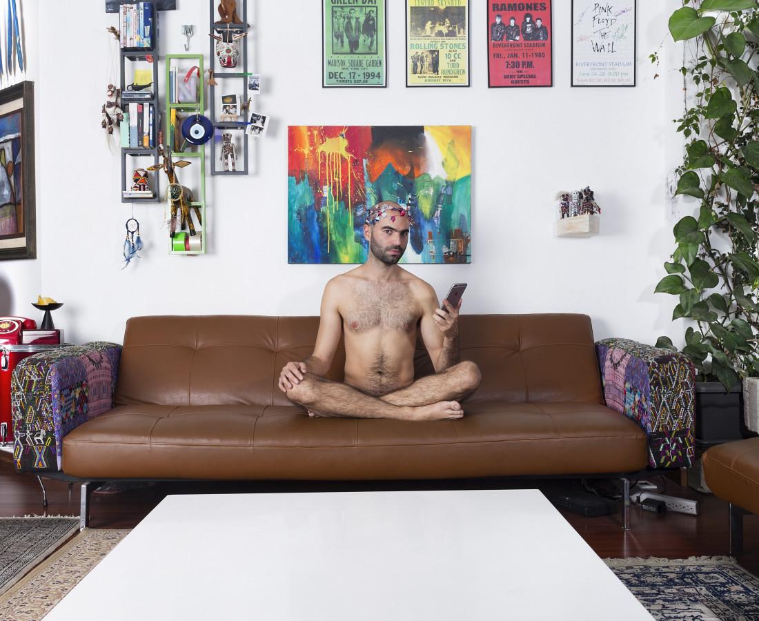Martin Wannam, Millenial Jesus, 2017
