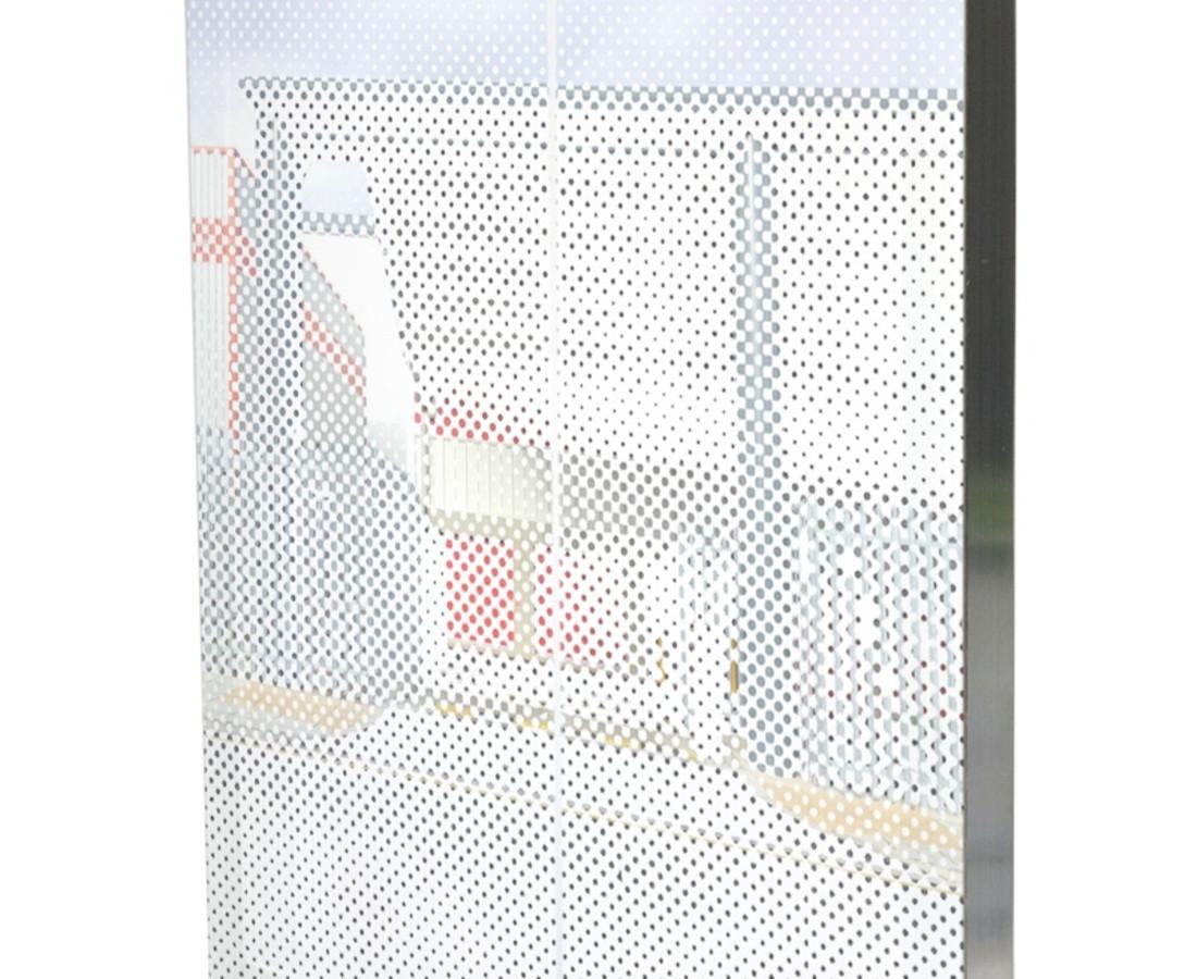 Florentine Ruault Garage Fine art print on aluminium frame 200 x 150 cm 78 3/4 x 59 1/8 in Edition of 3
