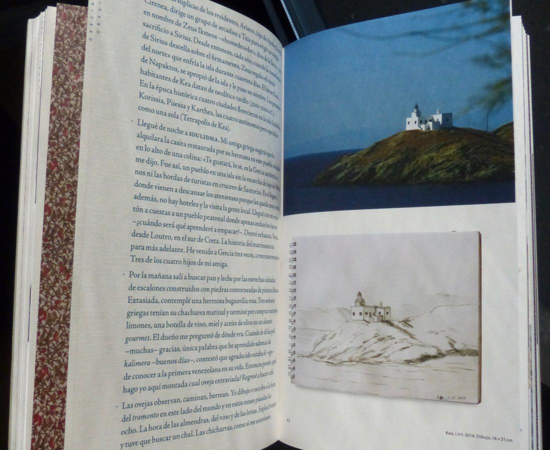 Helena Arellano Mayz, De viaje… Crónicas de una espera, 2018