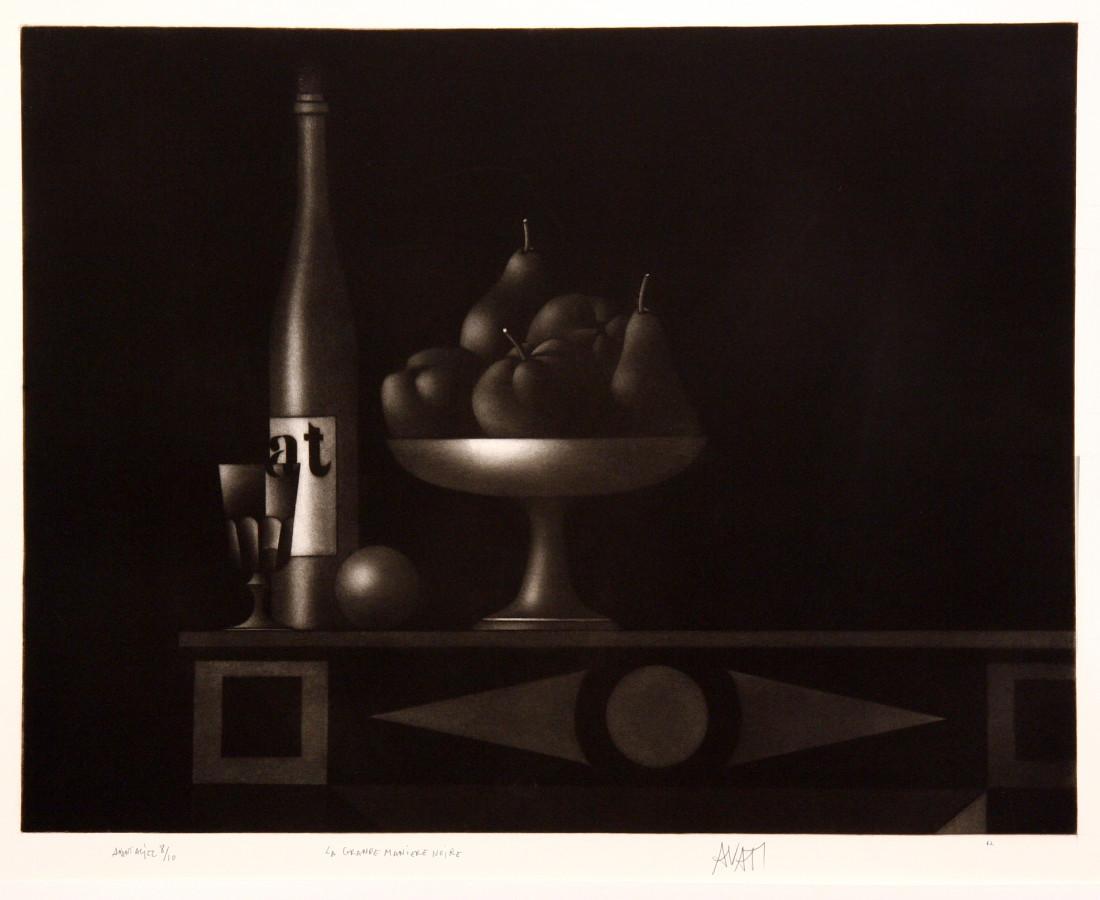 Mario Avati, La grande manière noire, 1962