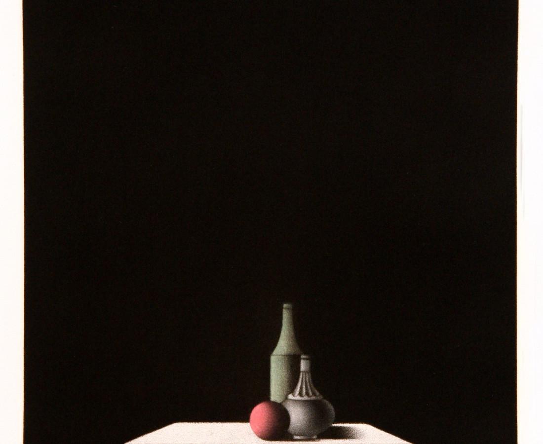 Mario Avati, Le dessus de marbre, 1977