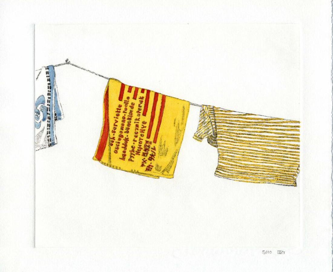 Delphine D. Garcia, 9.I.13. Le maillot jaune, 2013