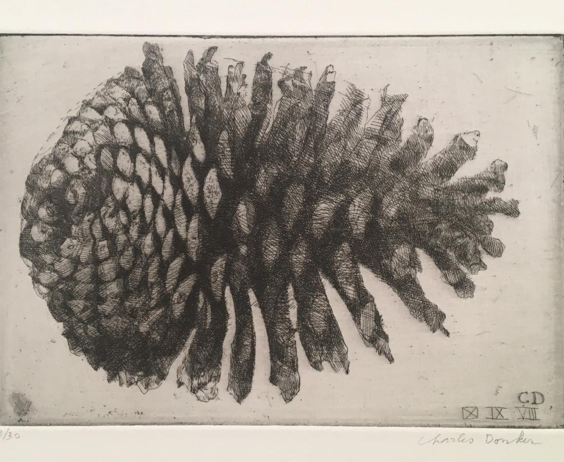 Charles Donker, Dennenappel VIII (Pomme de pin VIII), 2012