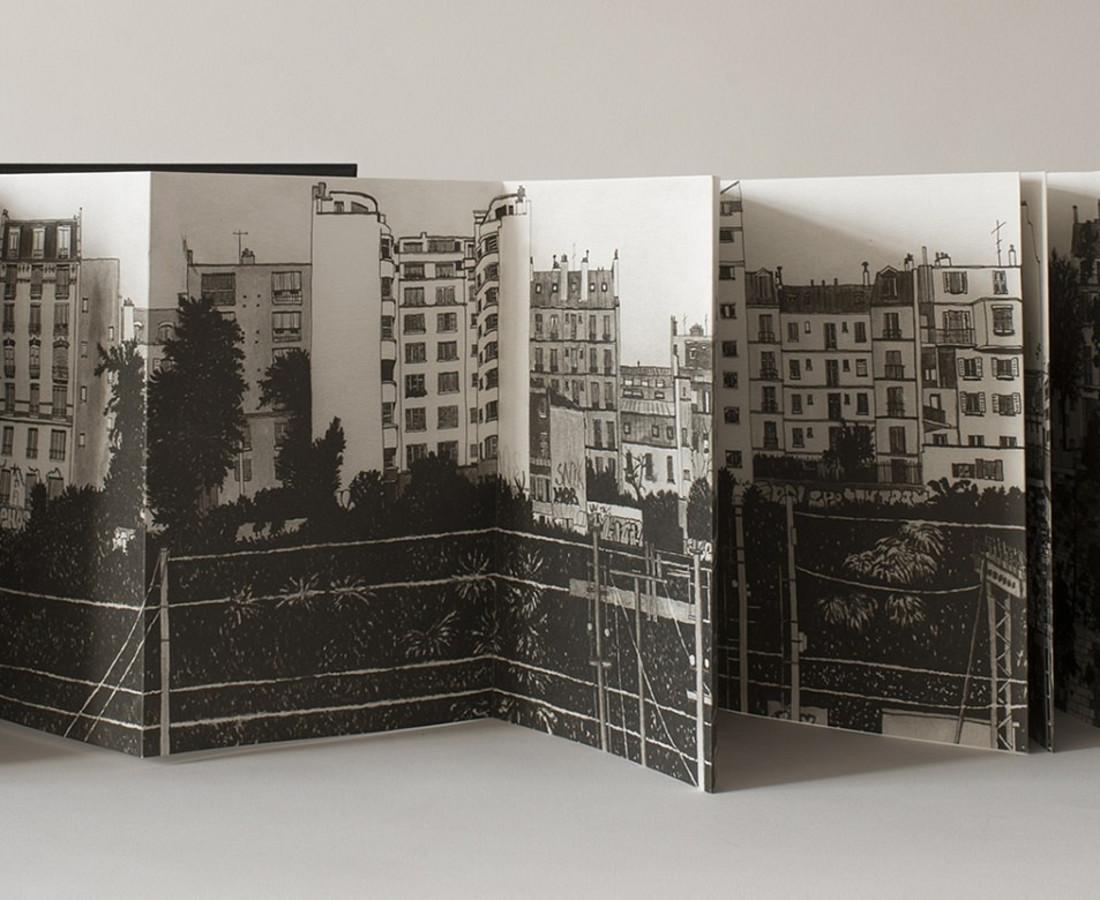 Ariane Fruit, Rue de Rome, 2014
