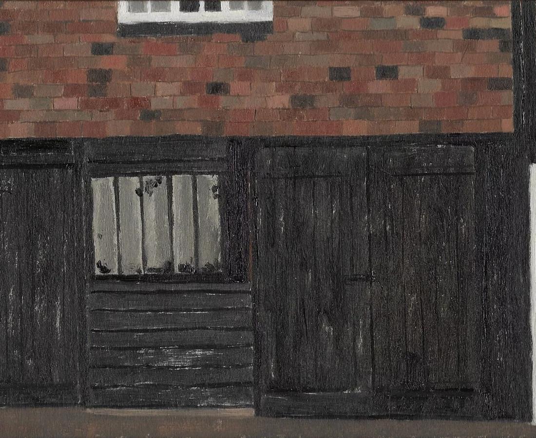 Delphine D. Garcia, Le Garage à carrioles de Wye, 2017