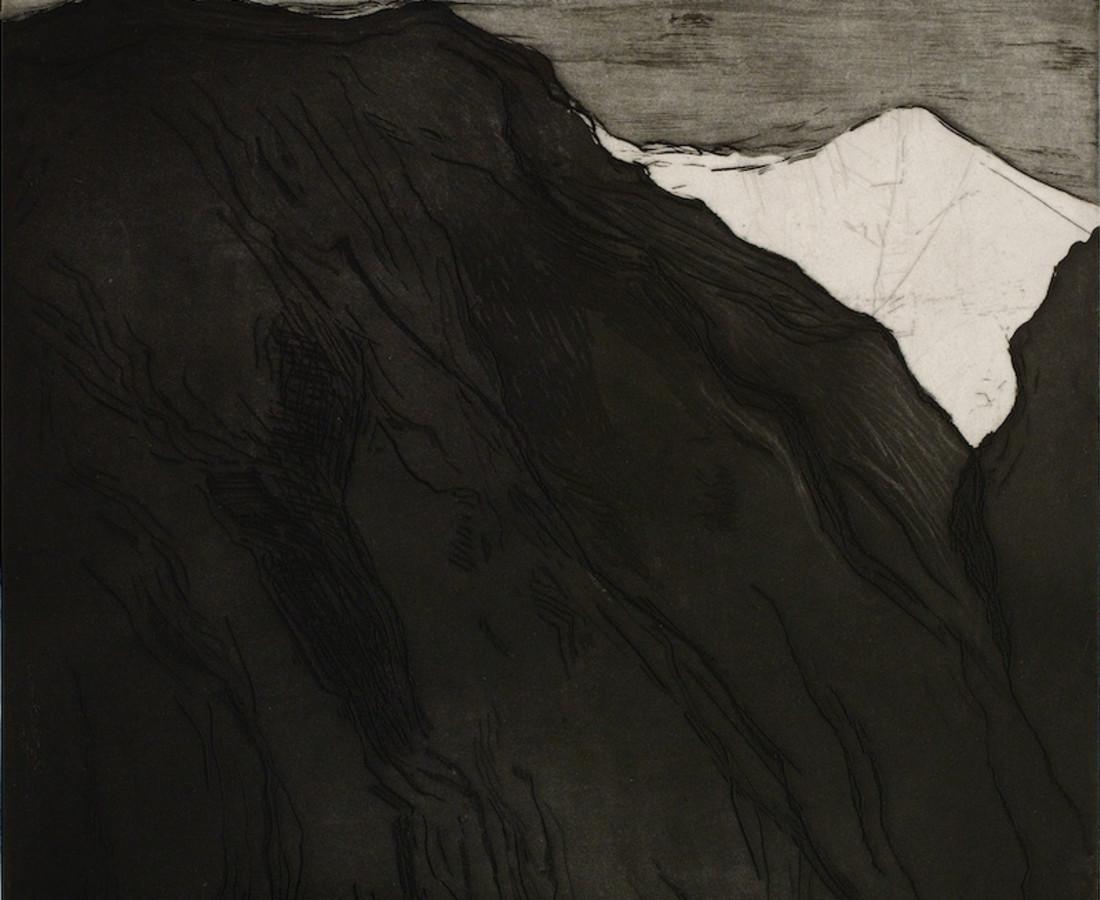 Astrid de La Forest, Grande montagne, 2006