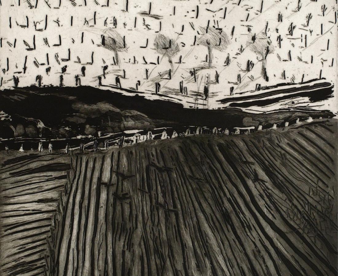 Astrid de La Forest, Hiver, 2005