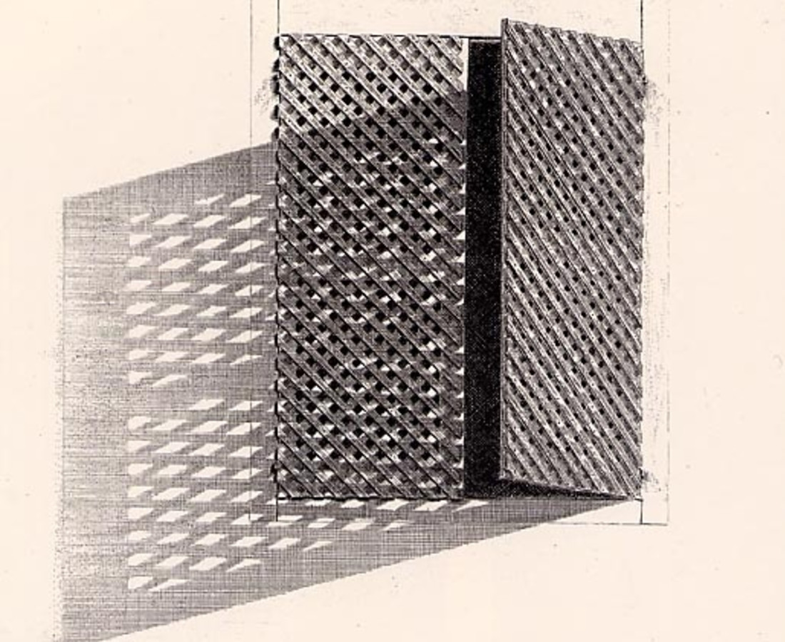 Jacques Muron, Vitrail, 1994