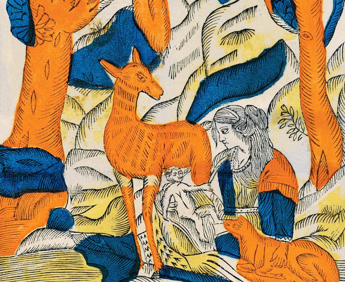 Éditions des cendres, Images populaires, 1805