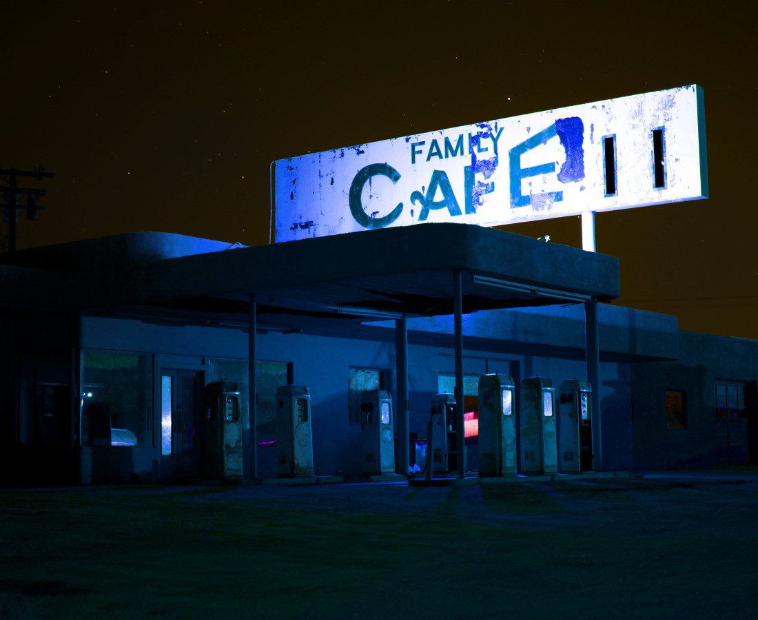 Ben Kustow Family Cafe, 2014