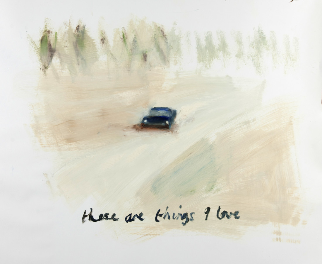 Suzy Murphy These Are Things I Love, 2014