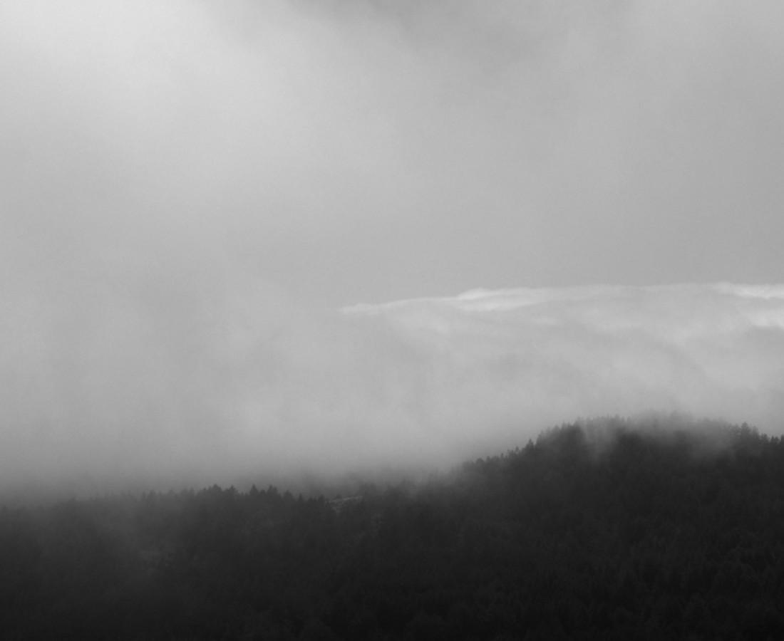 Miya Ando Mountain Cloud, 2014