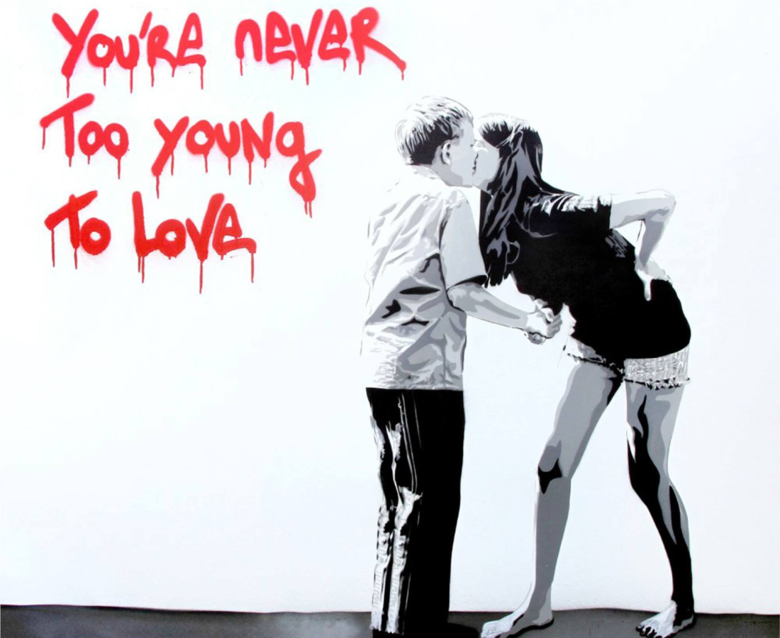 HIJACK Never Too Young to Love, 2013