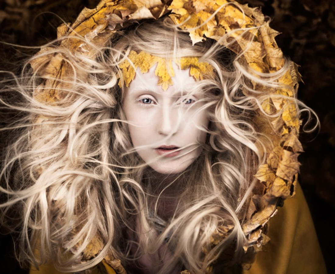 Kirsty Mitchell Let Your Heart be the Map, 2013