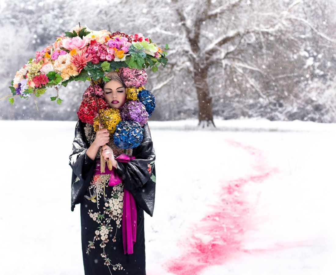 Kirsty Mitchell Spirited Away, 2010