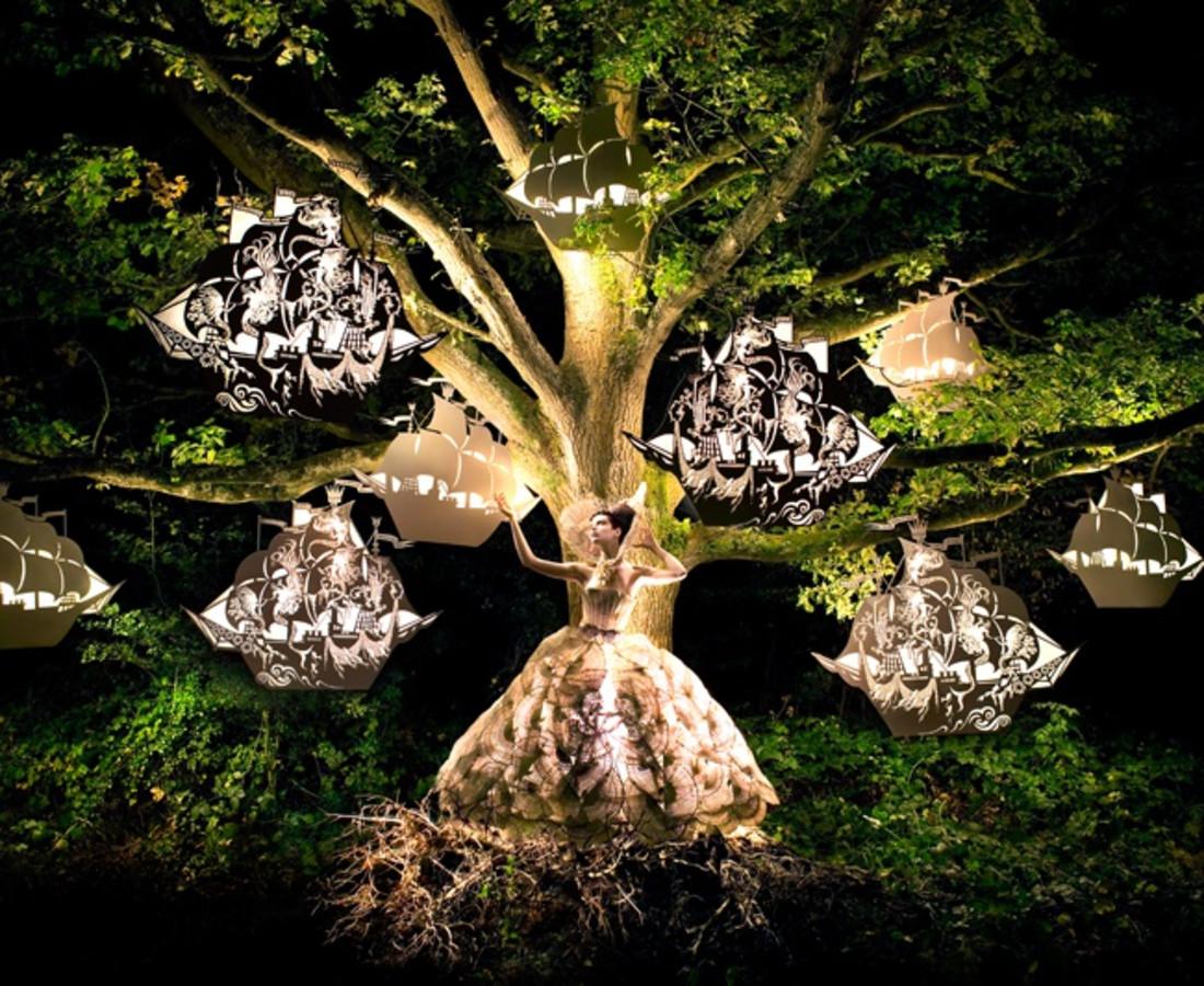 Kirsty Mitchell The Faraway Tree, 2012