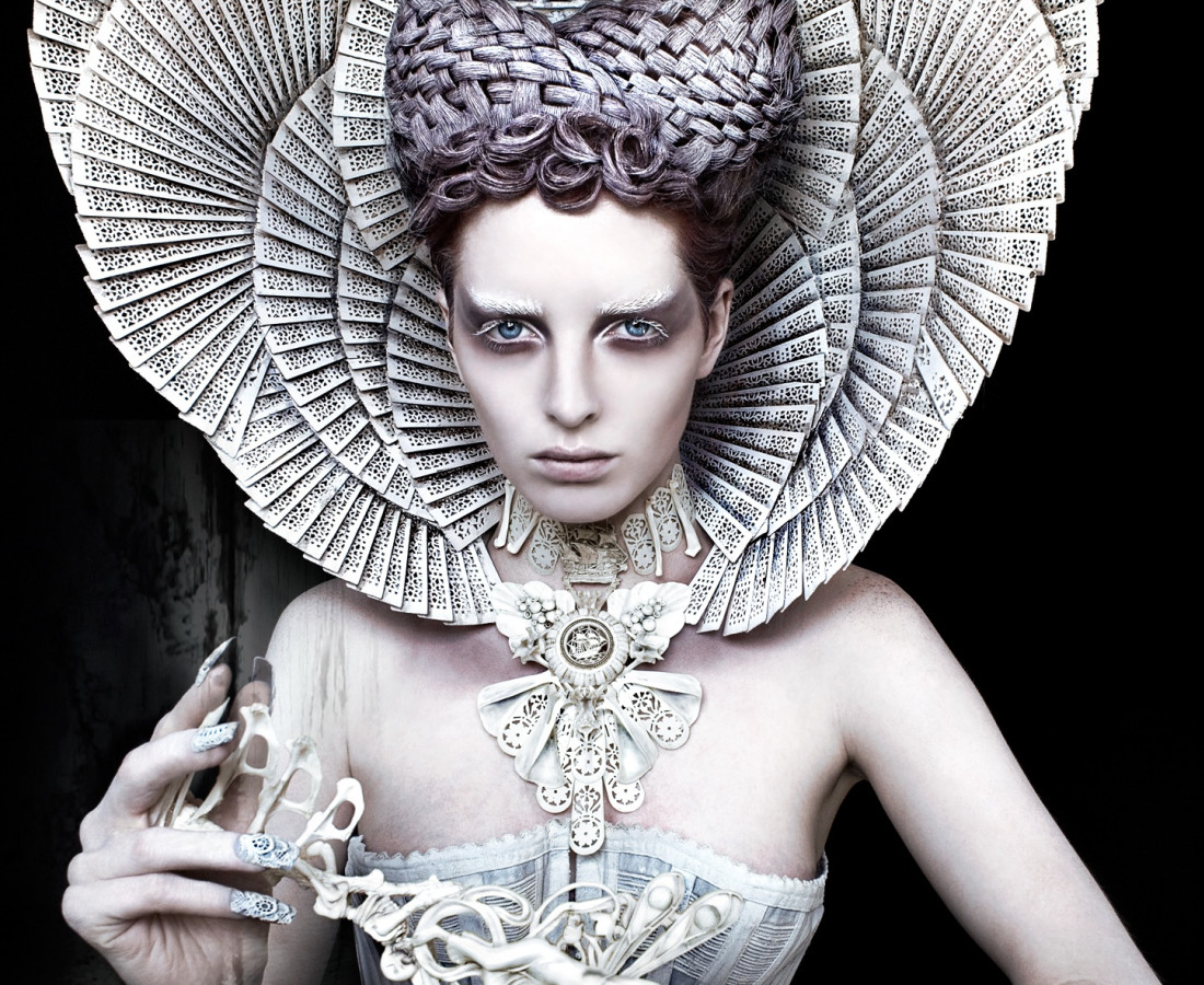 Kirsty Mitchell The White Queen, 2012