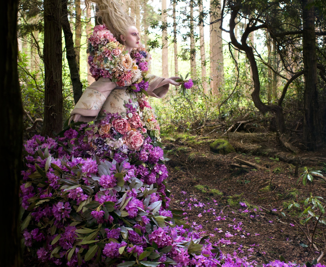 Kirsty Mitchell The Last Dance Of The Flowers, 2014
