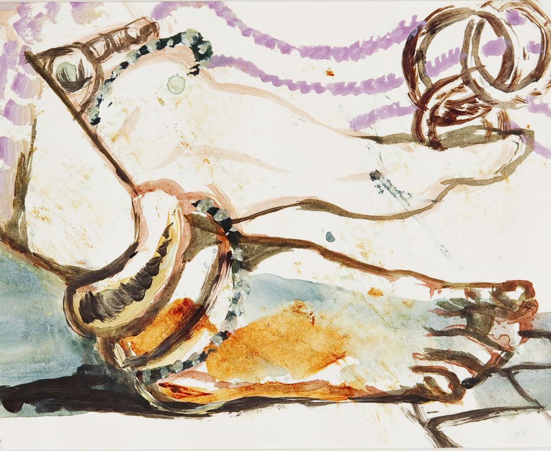 Uncooked and Raw (II), 2008