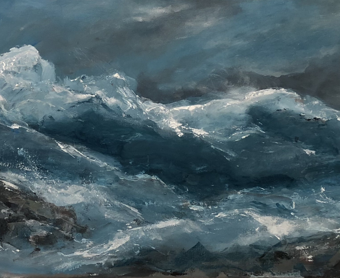 David King, Coast Series: The Big Blue