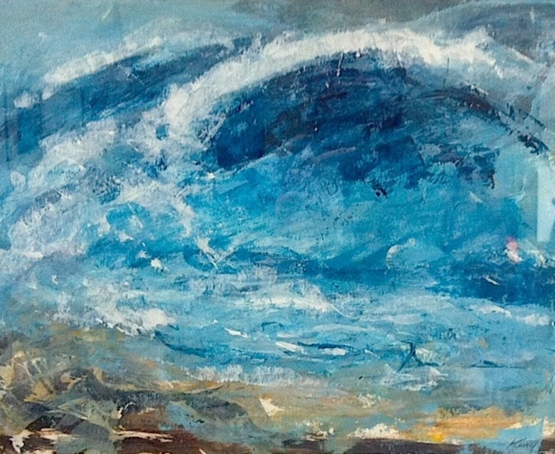 David King, Coast Series 6: Big Blue