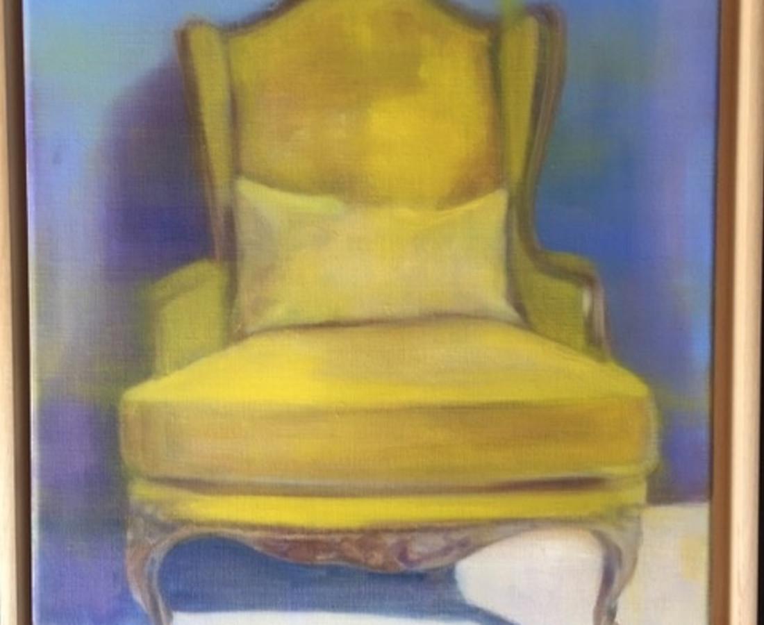 Helen O'Sullivan Tyrell, Yellow Chair