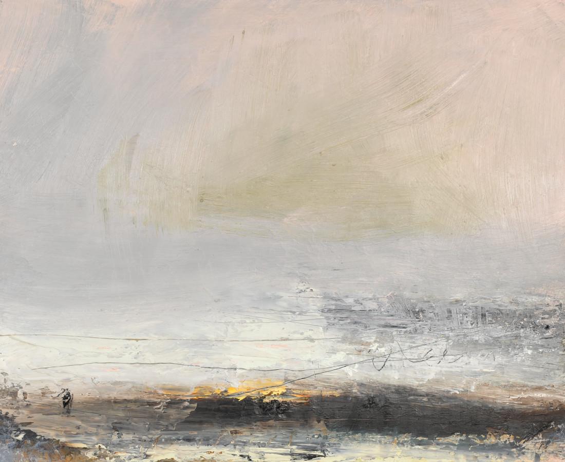 Carol Hodder, Overcast VII