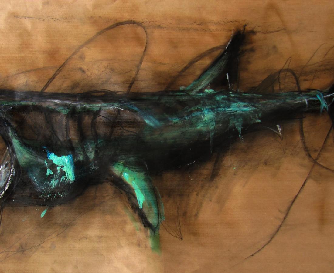 Margo Banks, Basking Shark