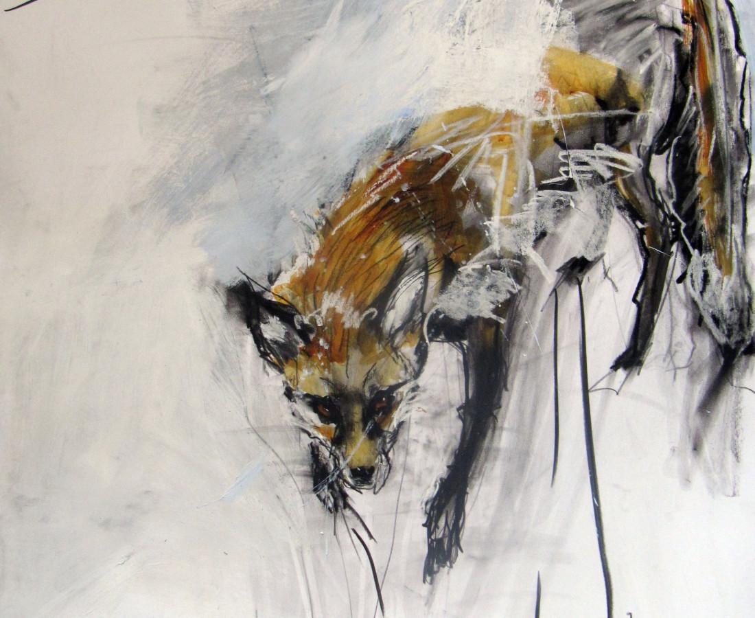 Margo Banks Fox drawing 2