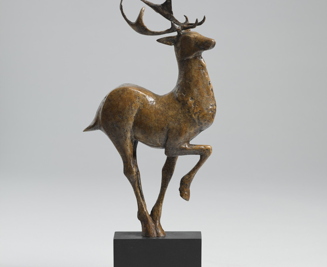 Peter Killeen Ruru Deer