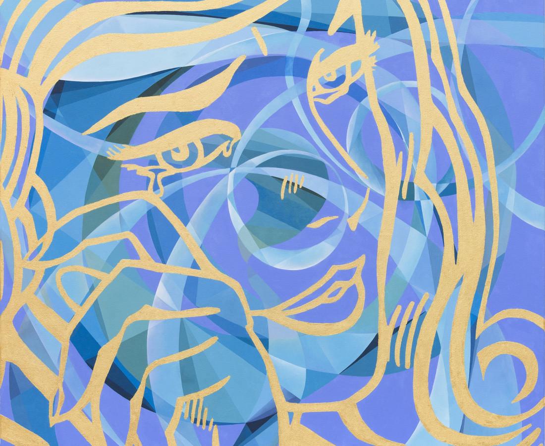 Anna Ostoya, Fantasia (2), 2015
