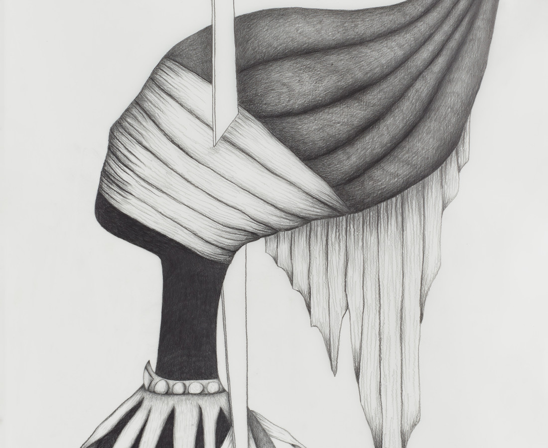 Afruz Amighi, Impaler, 2017