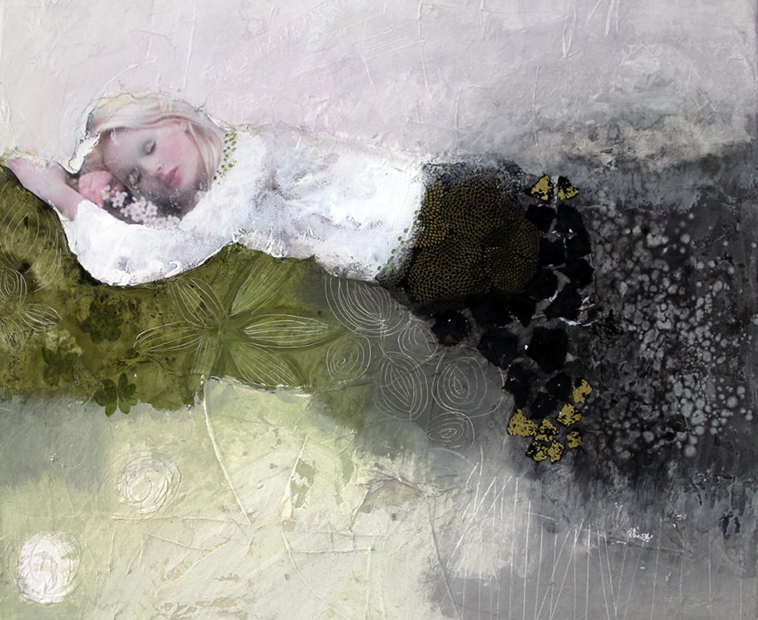 Gree Dream 50 x 50 cm Corine Ko