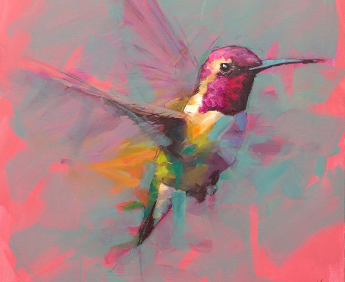 Humming Bird 3, 2019