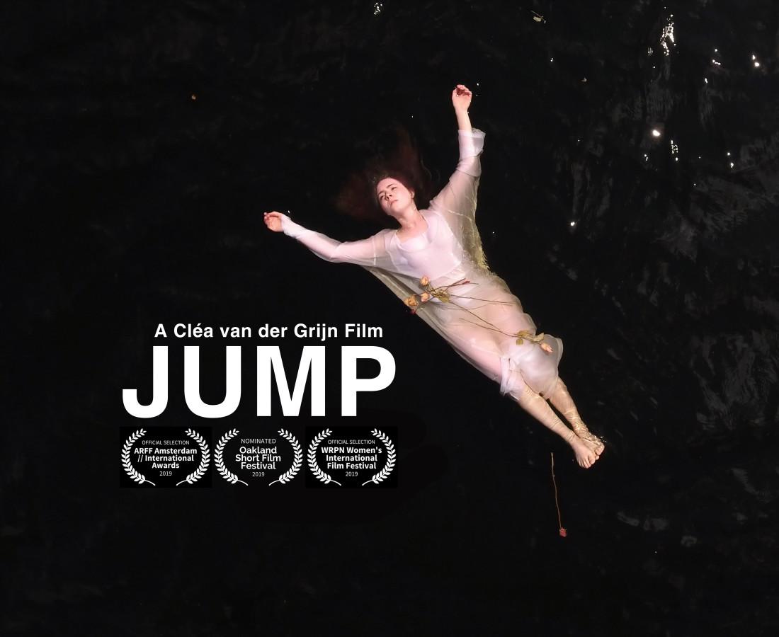 Cléa van der Grijn, JUMP, 2018, short film
