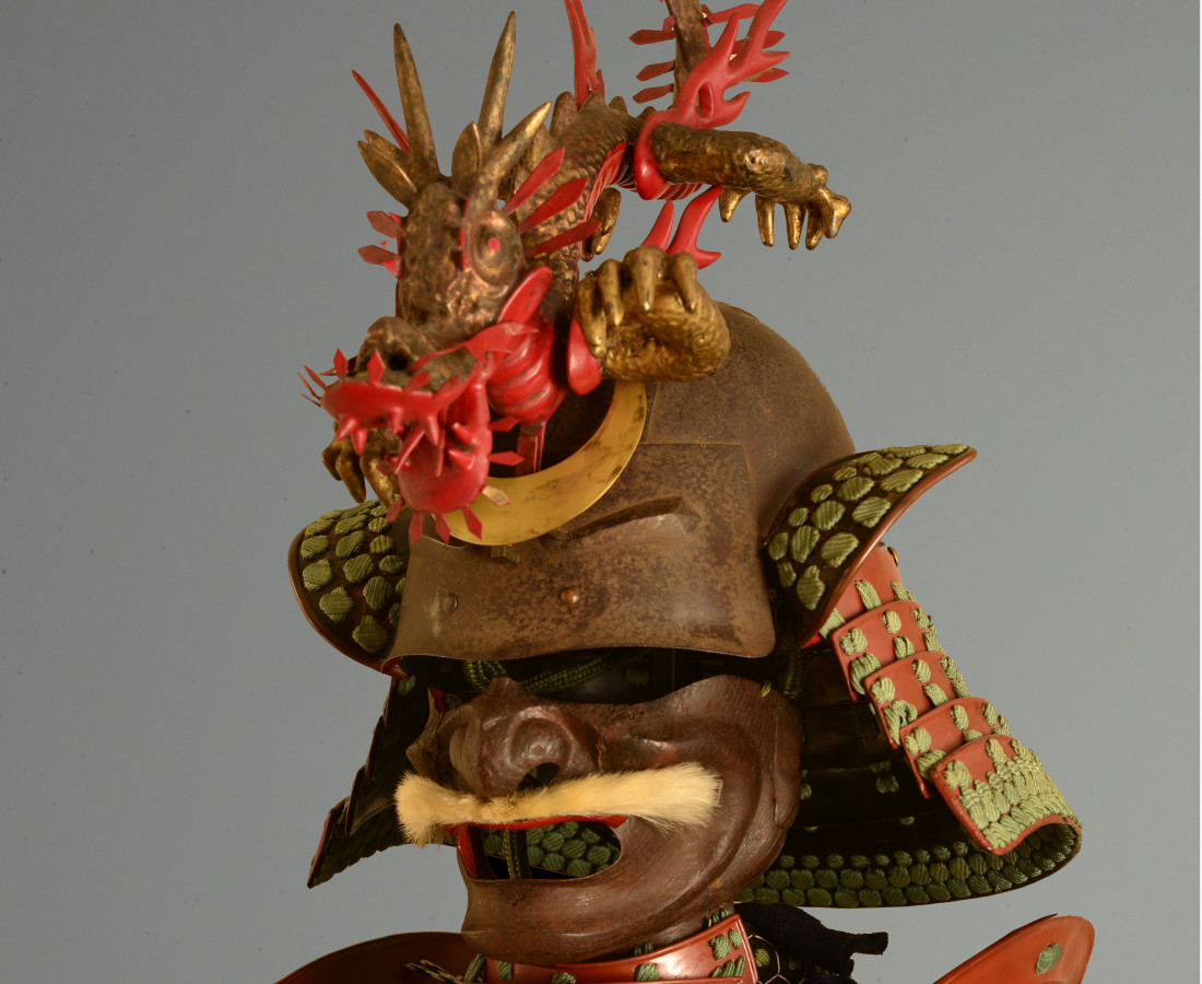Myochin Muneyuki, Sakai Clan Armor, c. 1800