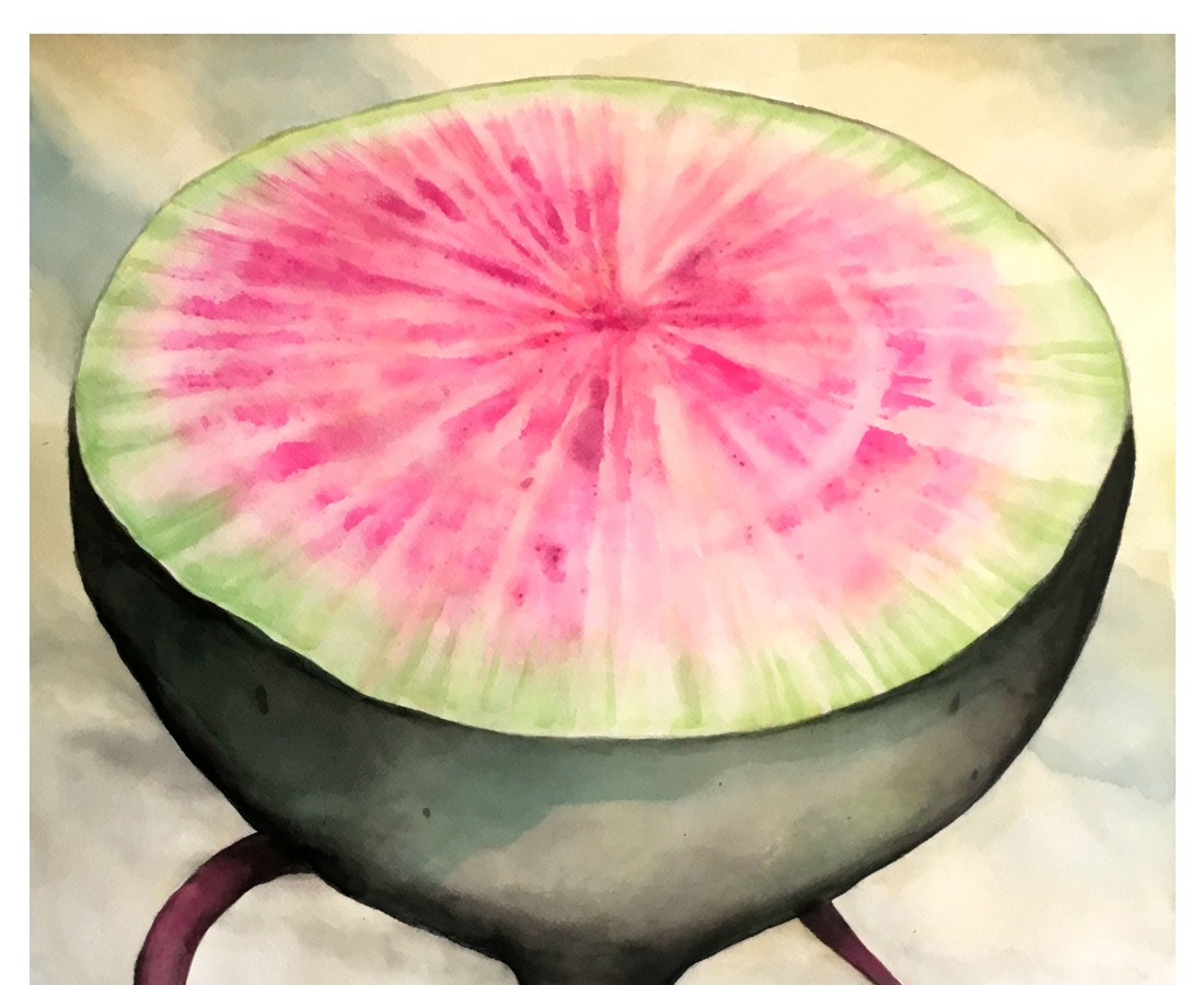 Phil Blank, Watermelon Radish