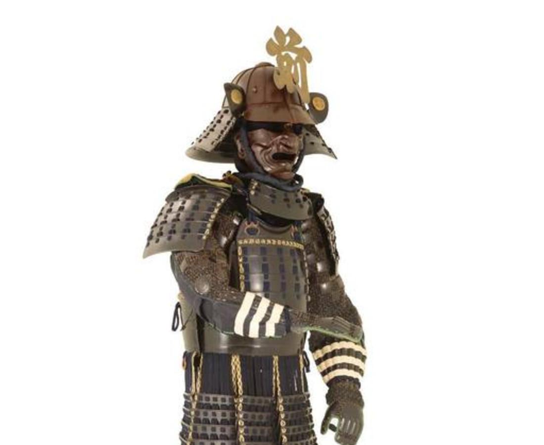 Myochin Muneharu, The real Last Samurai: Shimazu clan Battle Armor made by Myochin Muneharu, c. 1860