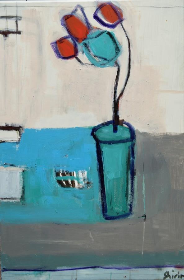 <span class=&#34;artist&#34;><strong>Shirin Tabeshfar Houston</strong></span>, <span class=&#34;title&#34;><em>Dancing Tulips</em></span>