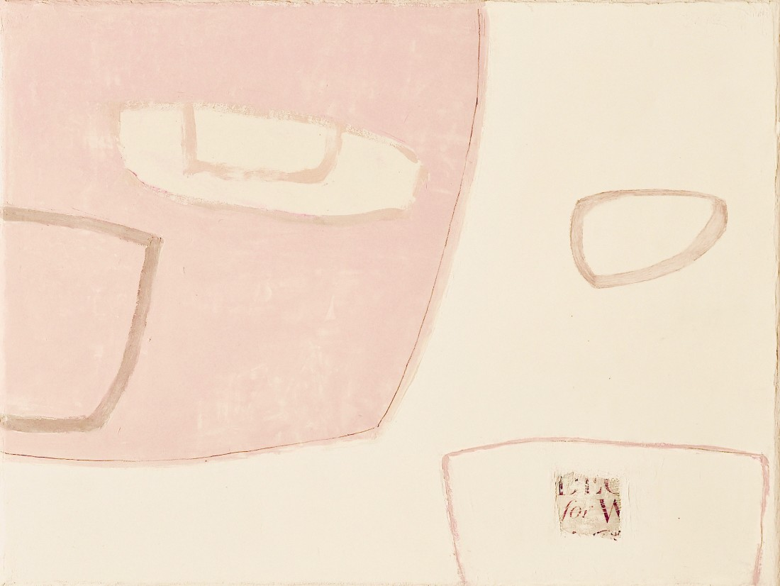 """<span class=""""artist""""><strong>Jenny Lock</strong></span>, <span class=""""title""""><em>Composition in Pink </em></span>"""